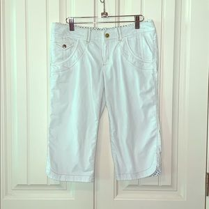 Athleta Seaside Bermuda shorts size 6